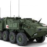 Canada starts local production of ACSV Armoured Combat Support Vehicle